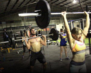 Brisbane crossfit Gym