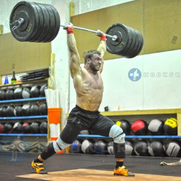 Olympic lifting Friday 1st Sept